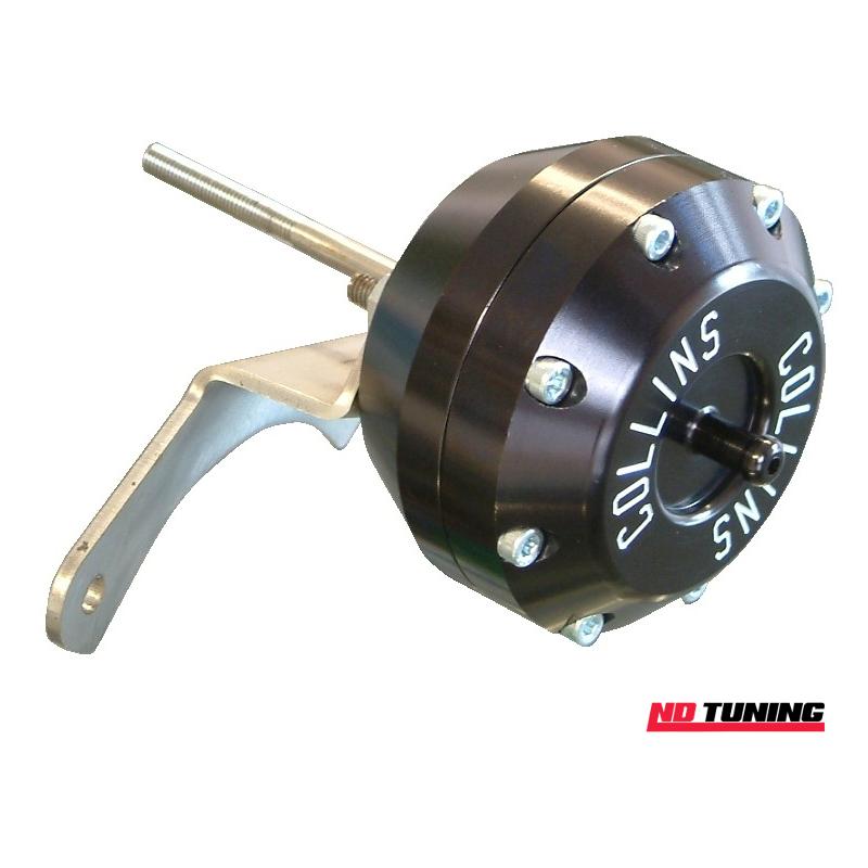 Exhaust Brake Actuator ~ Ford focus st collins performance actuator