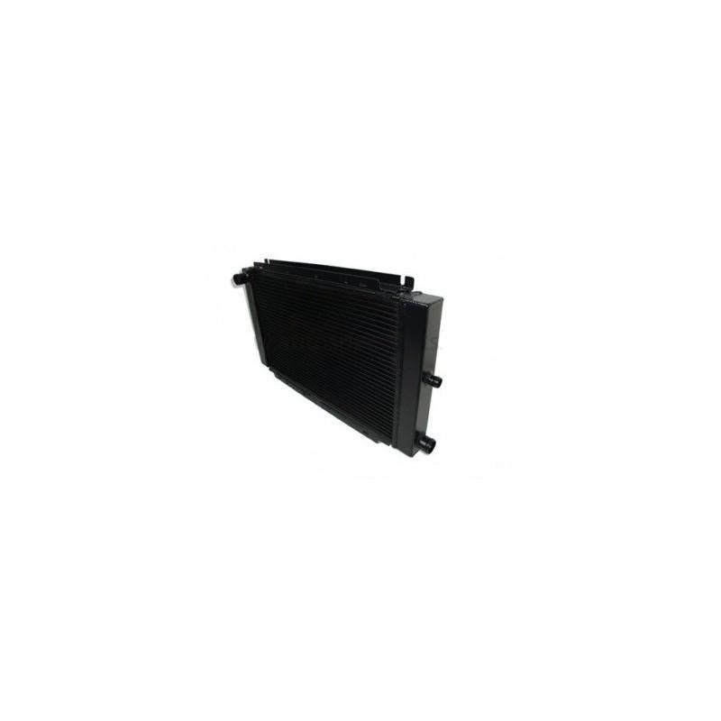 Ford Mk2 Fiesta XR2 Black Airtec Alloy Radiator 40mm Core