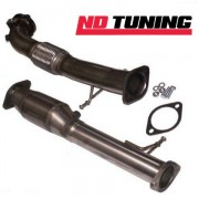 Ford Focus ST225 Miltek Sport Downpipe 200 Cell Sport Cat Package Deal