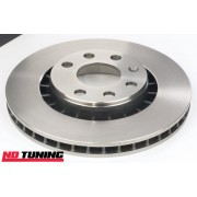 Ford Focus ST225 EBC Standard Rear Brake Discs