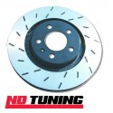 Ford Focus ST225 EBC Ultimax Sport Slotted Rear Brake Discs