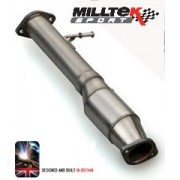 Focus ST Mk2 Milltek 200 cell Sports Cat