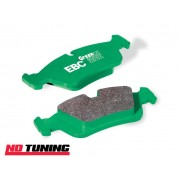 Ford Mondeo Mk4 Turbo 2.5 EBC Greenstuff Rear Brake Pads 2007-