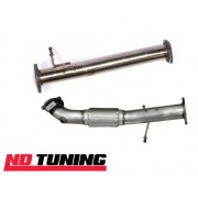 Ford Focus ST Downpipe and Decat Combination Kit
