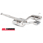 "BMW Mini Cooper S R53 Scorpion Exhausts Stainless Half System 57.1mm / 2.25"" 2002-2006"
