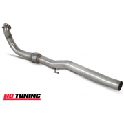 Vauxhall Corsa D VXR Nurburgring Scorpion Downpipe with Sports Cat or Bypass