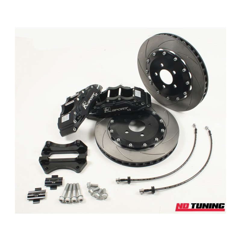 k sport focus st 225 big brake upgrade kit 356mm ford. Black Bedroom Furniture Sets. Home Design Ideas