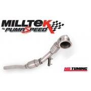 Seat Ibiza 1.9 TDI Miltek Sport Exhaust Large Bore Downpipe