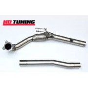Volkswagen Golf MK5 GTI 1.8T Milltek Large Bore Downpipe and Decat