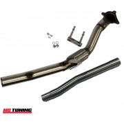 Volkswagen Golf Mk6 GTi 2.0 TSI Milltek Large Bore Downpipe and Decat