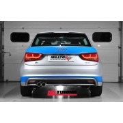 Volkswagen Polo GTi 1.4 TSI Miltek Large Bore Downpipe and Hi Flow Sports Cat