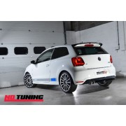Volkswagen Polo R WRC Cat Back with Twin 80mm GT80 Tailpipe