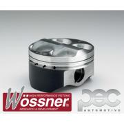Ford Zetec 2.0 16v Silver Top High Comp Wossner Forged Piston Kit