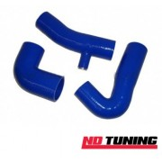 Cosworth Sapphire Bright Blue Boost Silicon Hoses 3dr RS, 2wd and 4x4