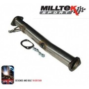 "Focus RS Mk2 Milltek 3"" 76mm Decat"