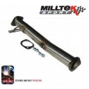 "Focus RS Mk2 Milltek 3"" 76mm Decat"