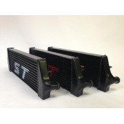 Mk2 Ford Focus ST ST225 ST Fabrications Stealth Black Alloy Intercooler