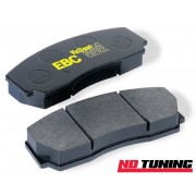 Peugeot 208 1.6 Turbo EBC Yellowstuff Street And Track Front Brake Pads DP42052R