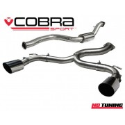 Ford Focus RS Mk2 Cobra Venom Range Cat Back System