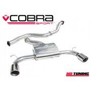 Ford Focus ST 225 Mk2 Cobra Cat Back System