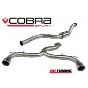 Ford Focus ST 225 Mk2 Cobra Venom Cat Back System