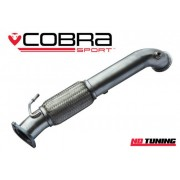 Ford Focus ST 250 Cobra Front Pipe/Decat Exhaust