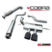 Ford Focus ST 250 Cobra Turbo Back Package, Decat, Resonated