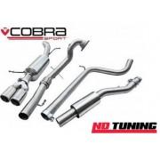 Seat Ibiza FR 1.4 TSI Cobra Turbo Back Decat Resonated