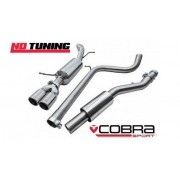 Volkswagen Polo GTI 1.4 TSI Cobra Cat Back Resonated