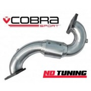 Vauxhall Astra J VXR Cobra S Pipe First Front Pipe and Sports Cat