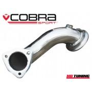 Vauxhall Corsa D VXR Cobra Precat/Decat Pipe