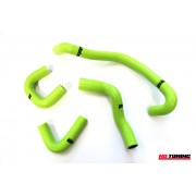 Ford Focus RS Mk2 Silicon 4 Piece Ancillary Coolant Hose Kit