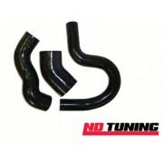 Ford Mk2 Focus RS Pro-Hose Silicon Air Induction Hoses