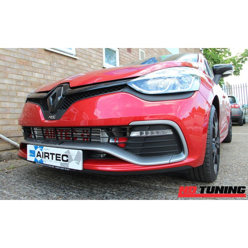 renault clio rs airtec front mount intercooler. Black Bedroom Furniture Sets. Home Design Ideas