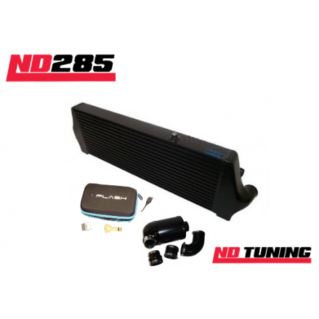 ND285 Ford Focus ST225 AIRTEC Gen3 Intercooler and Stage 2, Stage 2RS CP I Flash