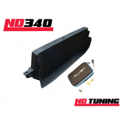 ND340 Mk2 Ford Focus RS Airtec Stage 1 Black Intercooler and Stage 1 CP I Flash