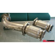 Ford Fiesta ST180 MK7 Cobra Downpipe and Decat