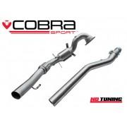 Seat Ibiza FR 1.4 TSI Cobra Front Pipe