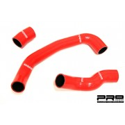 Mk7 Fiesta 1.0 Ecoboost 3 Piece Turbo/Boost Hose Kit