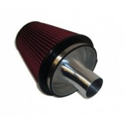 Cosworth Grp A Cone filter with 102mm alloy trumpet - Fits GT Turbo's