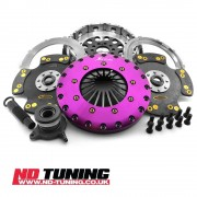 Xtreme Clutch - Clutch Kit- Twin Carbon Rigid Blade Inc SMF and CSC - Focus MK2 ST/RS