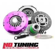 Ford Focus ST250 Single Rigid Solid Organic Xtreme Clutch
