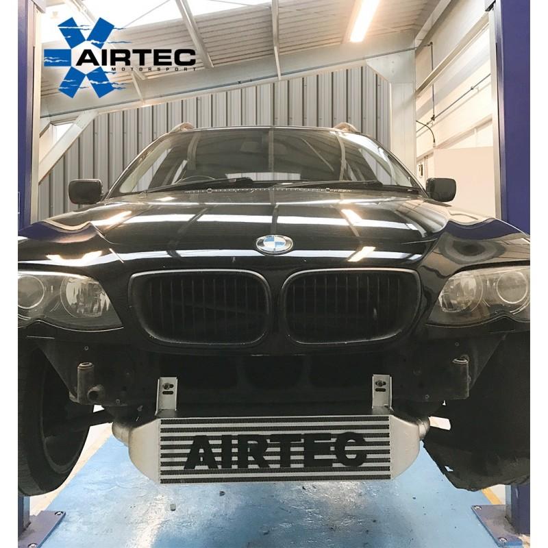 BMW E46 320D Airtec Intercooler