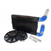 Airtec Ford Fiesta RS Turbo Stage 1 Single Pass Front Mount Intercooler