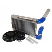 Airtec Ford Fiesta RS Turbo  Stage 2 60mm core Intercooler- Black