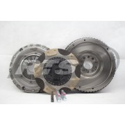 Mk2 Ford Focus ST225 RTS Uprated Twin friction Clutch Kit & SMF (RTSTF-6500SMF)