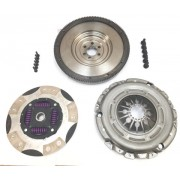 Fiesta ST180 & ST200 RTSTF 0180SMF Twin Friction Clutch Kit With SMF