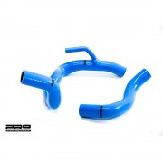 Mk3 Ford Focus RS Pro Hoses Two-Piece Silicone Coolant Hose Kit