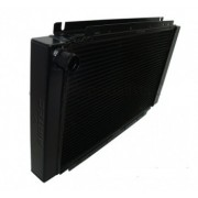 Ford Mk2 Fiesta XR2 Black Airtec Alloy Radiator 40mm Core