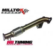 Ford Mk3 Focus ST250 Milltek Sport Decat Pipe